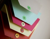 Handcrafted Envelopes (set of 5)