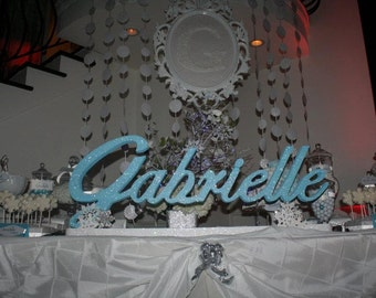 Sweet 16 Candelabra & Mitzvah Candle Lighting Boards