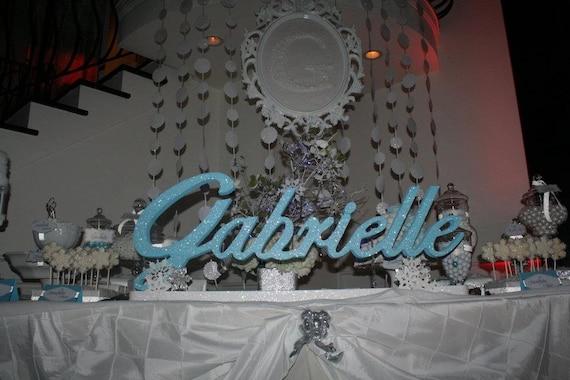 Sweet 16 Candelabra & Mitzvah Candle Lighting Boards