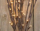 Lighted Flower Branches for Wedding Save on Wedding Decor: Wedding, Event Planners,Home Decor