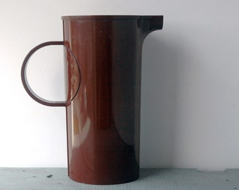 Brown Dansk Pitcher