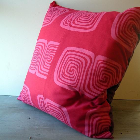 Mod Pink Pillow