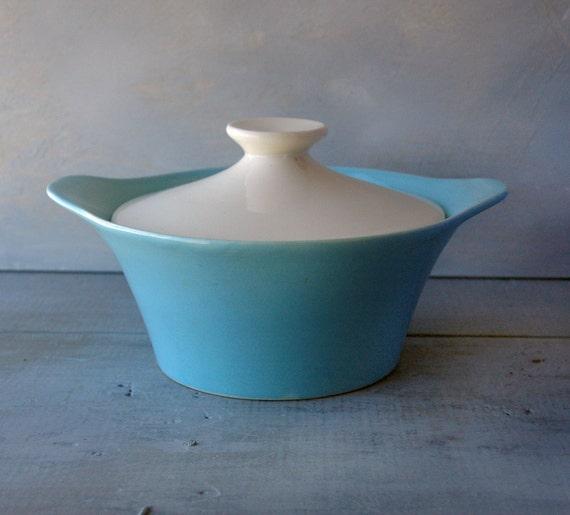 Blue Mod Casserole Dish