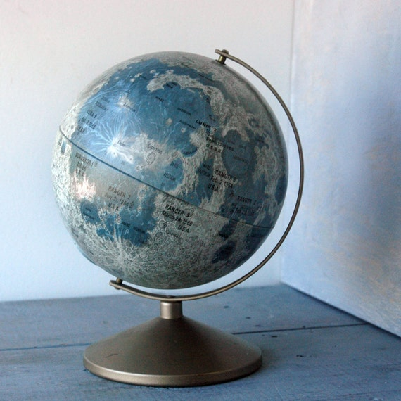 1963 Moon Globe Bank
