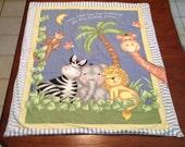 SALE- Lightweight baby blanket