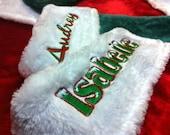 Personalized Stocking Christmas