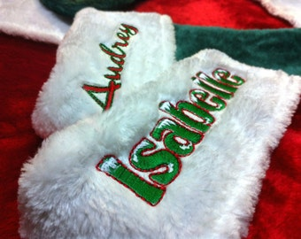Personalized Stocking Christmas