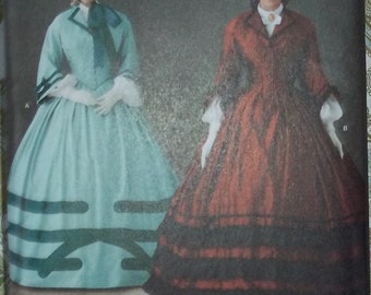 Simplicity 1818 Civil War costume