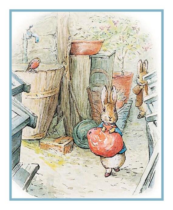 Beatrix Potter Craft Ideas For Kids