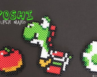 Set of 3 Yoshi Novelty Magnets