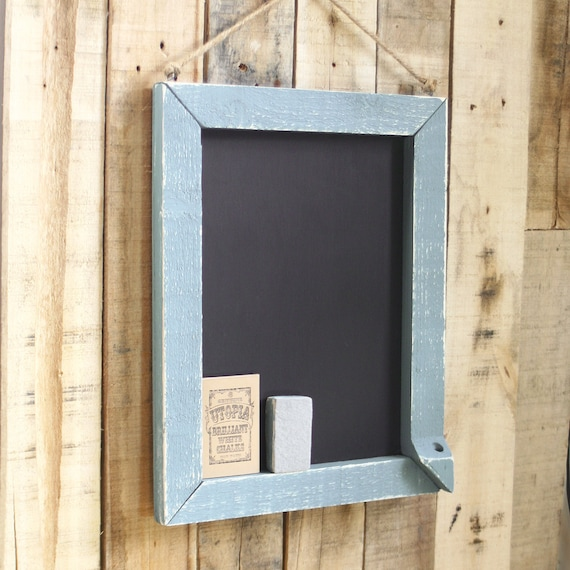 Slate Blue Chalk Board . Made To Order