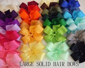 Pick 6 Large Hair Bows