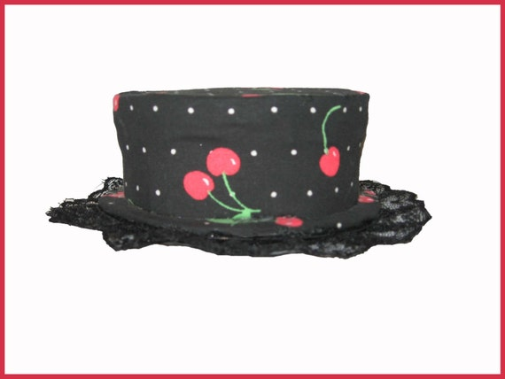 Sale on Small Cherry Top Hat