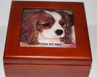 Pet Keepsake Box