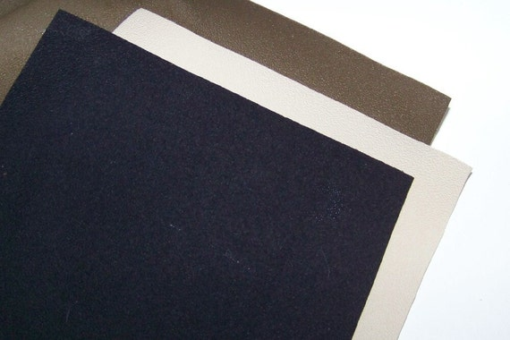 Waterproof Fabric Soling Material for Making Outdoor Shoes. Size 18x36 sheet- skid and slip resistant