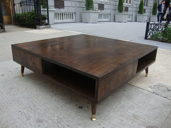 MCM Coffee Table Reserved for Heather