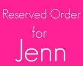 Reserved: Custom Record Clock for Jenn