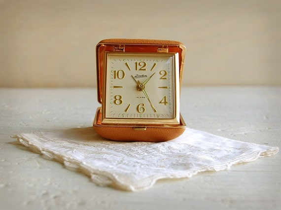 Travel Wind Up Alarm Clock