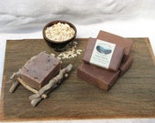 Honey Oatmeal Handcrafted Goat Milk Soap Bar