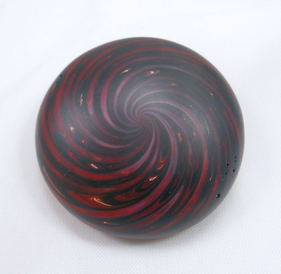 Studio Occasional - Flat backed disk bead - Original price 55 - B7