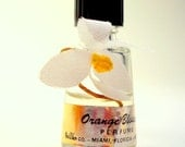 Vintage Orange Blossom Miniature Perfume, Mini Perfume