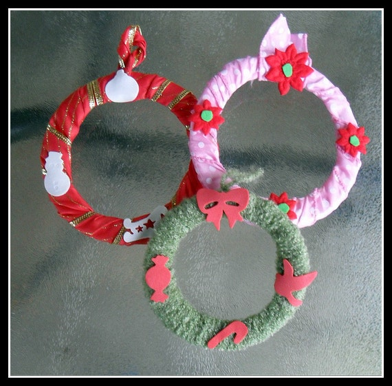 Christmas Ornament/Package Decoration