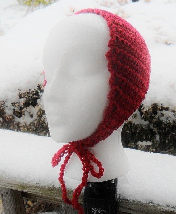 Crocheted Head Wrap