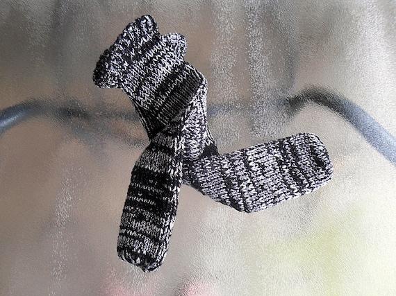 Knitted Tube Socks