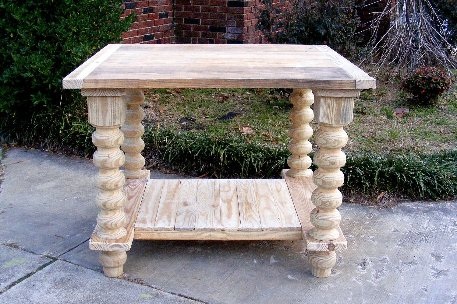 kitchen island legs unfinished kitchen island completely handcrafted solid pine unfinished 5095