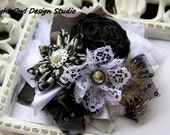 Flower Hair Clip - Mixed Flowers