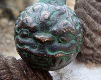 dragon face bell ........ StrongBells ..........