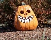 1 Package Small Pumpkinteeth... glow in the dark buckteeth 16 pcs