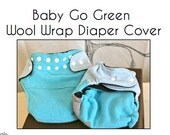Wool Diaper Cover...PDF Pattern