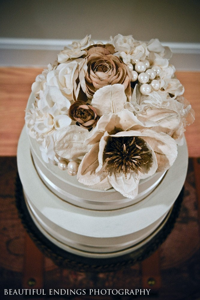 wedding cake sale rustic vintage wedding cake topper 23778