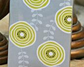 Passport Travel Vinyl Cover--Limetree