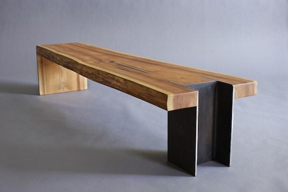 10x42 Bench | Live Edge Cedar
