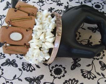 Boho Vintage Stacking Bracelet Boho Natural Festival