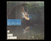VIntage Vinyl Record  Album - Reflections of Nanci Hammond - Singer-songwriter from DeRuyter N.Y. -  1977 LP