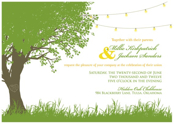 Items similar to digital garden party wedding for Etsy engagement party invites