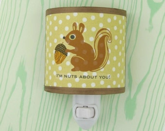 Nuts About You  Nightlight