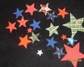 Tiny stars appliques