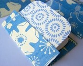 Mini Cards n Envelopes - Set of 6 - Recycled Paper