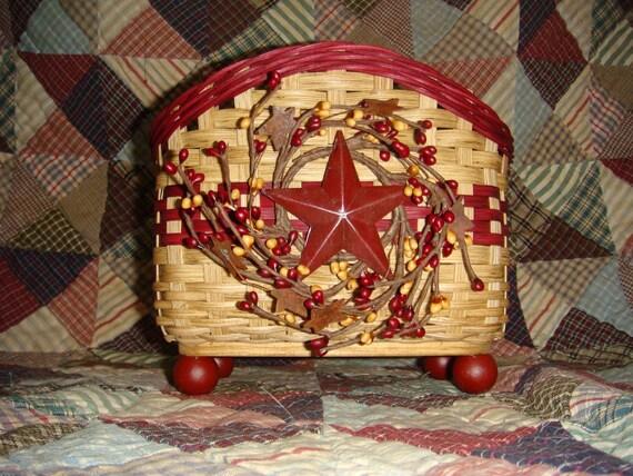 Napkin/Table Top Basket