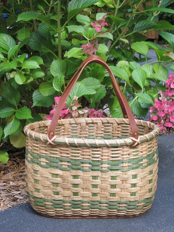 Shopper's Tote-Basket