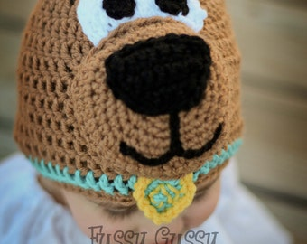 Rooby Rooby Roo  -CROCHET PATTERN-
