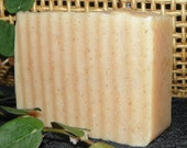 Old Fashion Soothing Oatmeal Honey Cold Process Soap - Moisturizing and Detoxifying with Shea Butter