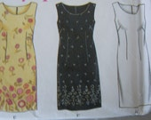 Simplicity Pattern New Look Size A 6-16 Sewing Supply