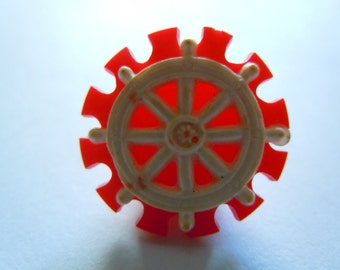 Nautical Bubble Shank Button Sewing Supply