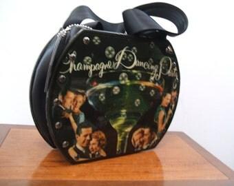 Spins Original Album Handbag Champagne Dancing Party Lawrence Welk