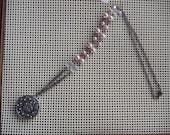 Antique Silver Crown Locket